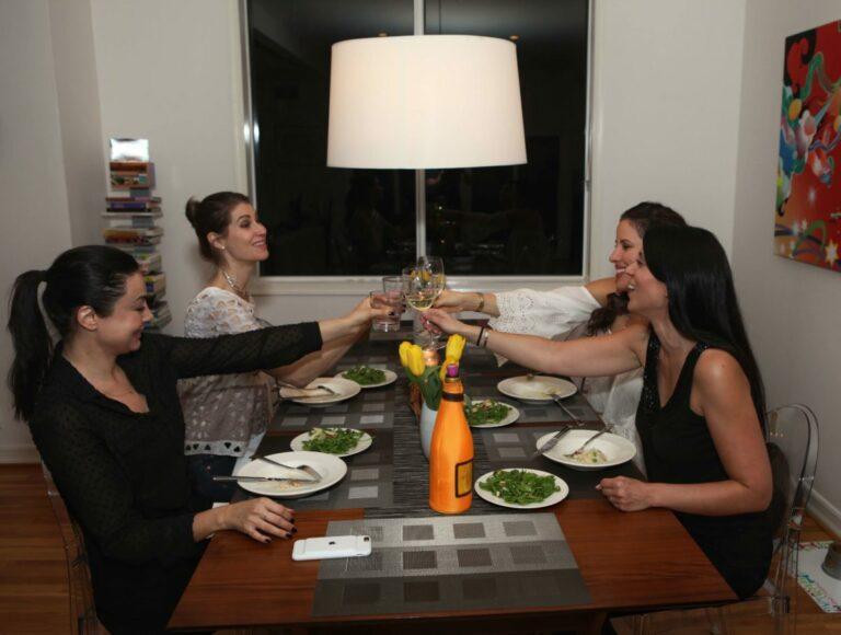 Host a Small Dinner