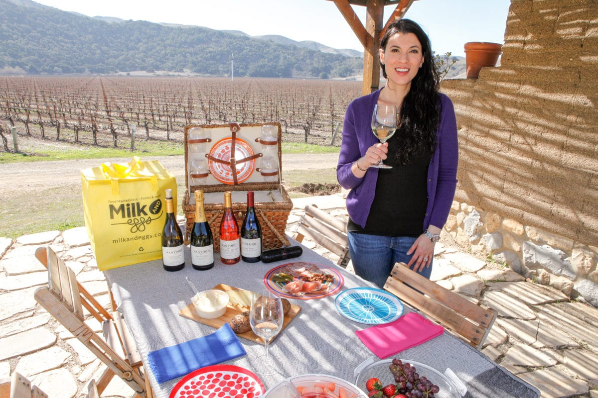 Winery Picnic