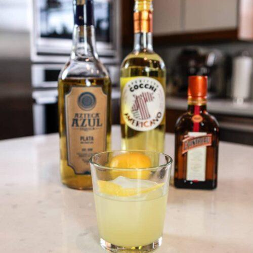Eveleigh Lemonade, Tequila Lemonade